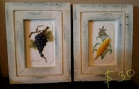 Grape and corn decor pictures Angus, L0M 1B3