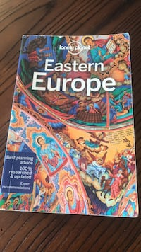 Lonely Planet Eastern Europe Somerville, 02145