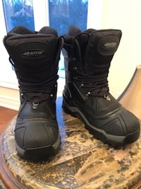 Baffin polar proven extreme cold weather boots Toronto