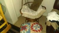 Summer iland chair and stool (swivel chair &stool) Saint Martinville, 70582