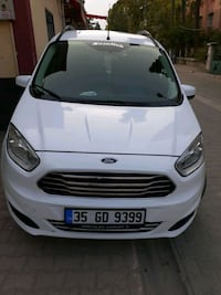 2017 Ford Tourneo Courier Journey İstiklal