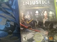 Sony PS4 Injustice 2 game case Omaha, 68104