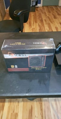Rosewill Gaming power supply 650 W 80 Plus Gold
