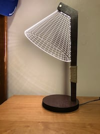 Brand new 3D Bed Lamp Only 15$ 548 km