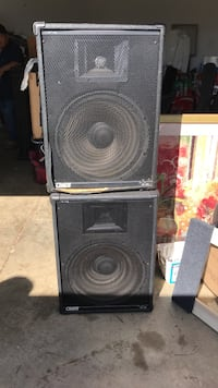 15 inch speakers 150w. 200$ for both Dothan, 36350
