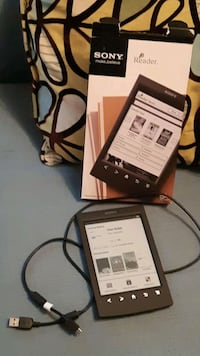 Sony eReader St. Catharines, L2P 2A4