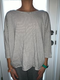 Striped blouse Silver Spring, 20902