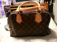 Louis Vuitton Monogram Canvas handbag New Mexico