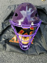 Allstar Catcher's Mask (purple) Katonah, 10536