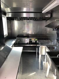American Flag Food Truck with Low Milage & Fully Equipped Laurel
