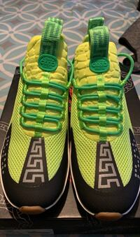 Versace Chain Reaction Sneaker Men Size 9 Odenton