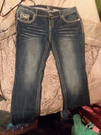 Amethyst Jeans Size 16 Sioux Falls, 57110