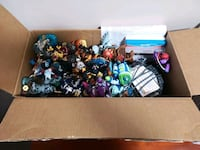 Highly collectable 9 l s of Skylanders White Rock