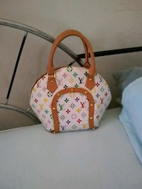 yellow and white floral tote bag El Paso, 79915