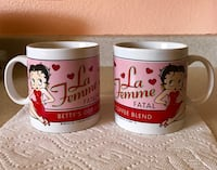 Large Betty Book Collectible Coffee cups  Las Vegas, 89147
