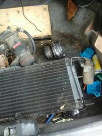 I have 2 AC compressors and condenser
