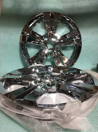 "10-14 Chevy Equinox Chrome Wheel Skin 17"" set (4) North Richland Hills, 76180"