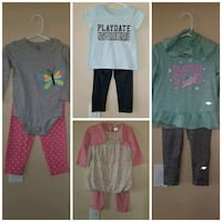 GIRL 2T lot over 115 pieces Calgary, T3L 3C5