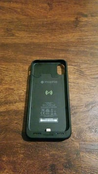 Mophie battery case iPhone xs