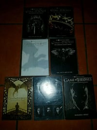 Game of Thrones DVD Season 1-7 Tucson, 85705