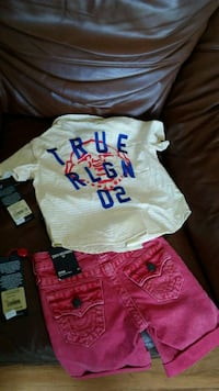toddler Urban Legend NWT 2t and 3t