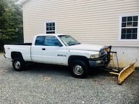 2001 Dodge Ram Pickup with plow will finance or trade- READ AD!!! Stafford