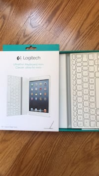 Logitech iPad mini keyboard  米西索加, L5G 1P4