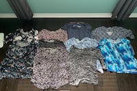 Lot of Women's 2XL and 1XL shirts Vaughan, L6A 4S2