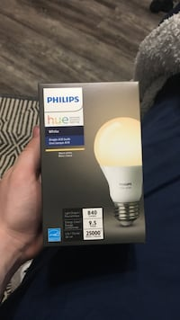 Phillips Hue light Waterloo, N2L 4W3