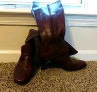 Two Pairs of Boots- size 8 Harrisburg, 28075