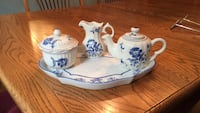 Williamsburg   tea set Beltsville, 20705