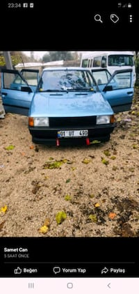 1993 Renault Brodway
