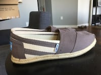 Brand new toms size 6 London, N6A