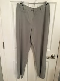 Chico's Pants, Color: Gray, Size: 15 North Port, 34286
