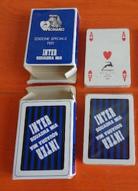 Carte Inter 52+1 JOLLY Taranto