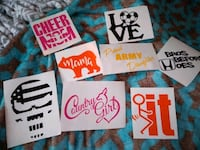 Decals Catlett, 20119