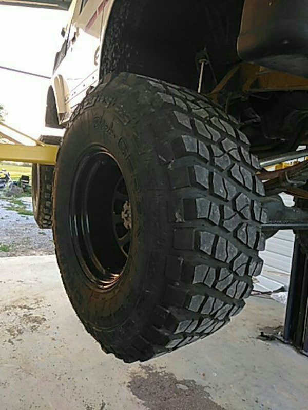 Used Mud Tires For Sale >> Used Mud Tires 33 12 50s Recap For Sale In Athens Letgo