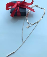 Necklaces as a gift for Christmas 6096 km