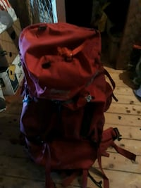 Bergans backpacker sekk 60L  6255 km