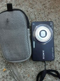 14.1 mp black Sony Cyber-Shot digital camera Topeka, 66605