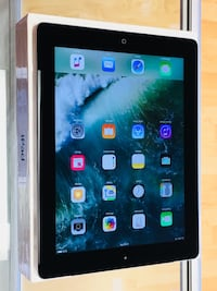 Unlocked iPad 4 32gb, Black color.  Excellent condition.   Box and original charger and cable included.   Unlocked, works with Att or tmobile or any sim overseas.   Cash only. Price firm 240 SF, 94118