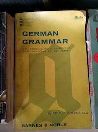 German Grammar by Eric V. Greenfield book