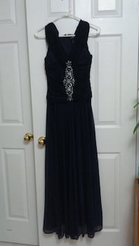 women's navy  sleeveless dress Richmond Hill, L4E 0S2