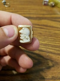 Antique gold ring  Taylor, 48180