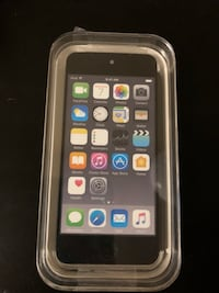 6th Gen iPod touch - 16GB Barrie, L4N 0C1