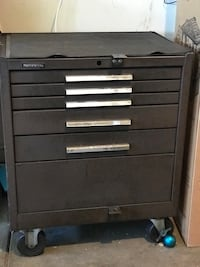 black Snap-On tool cabinet Palmdale, 93551
