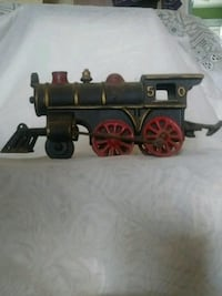 black and red train scale model Cleveland, 44119