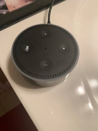 Echo Dot (2nd Generation) - Smart speaker with Alexa - Black Norfolk, 23504