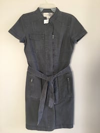 Brand new- denim le chateau dress