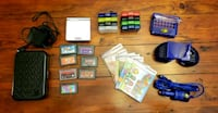 NINTENDO GameBoy Advance + 7 games and accesories Hamilton, L9K 0A5